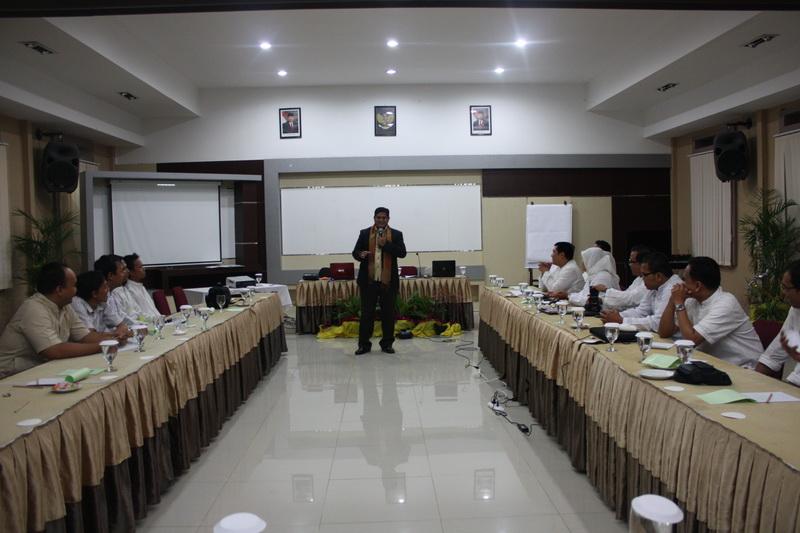 Rapat Kerja 09